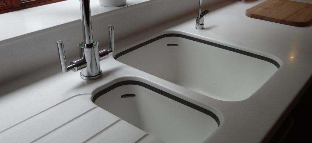 Corian-Sink
